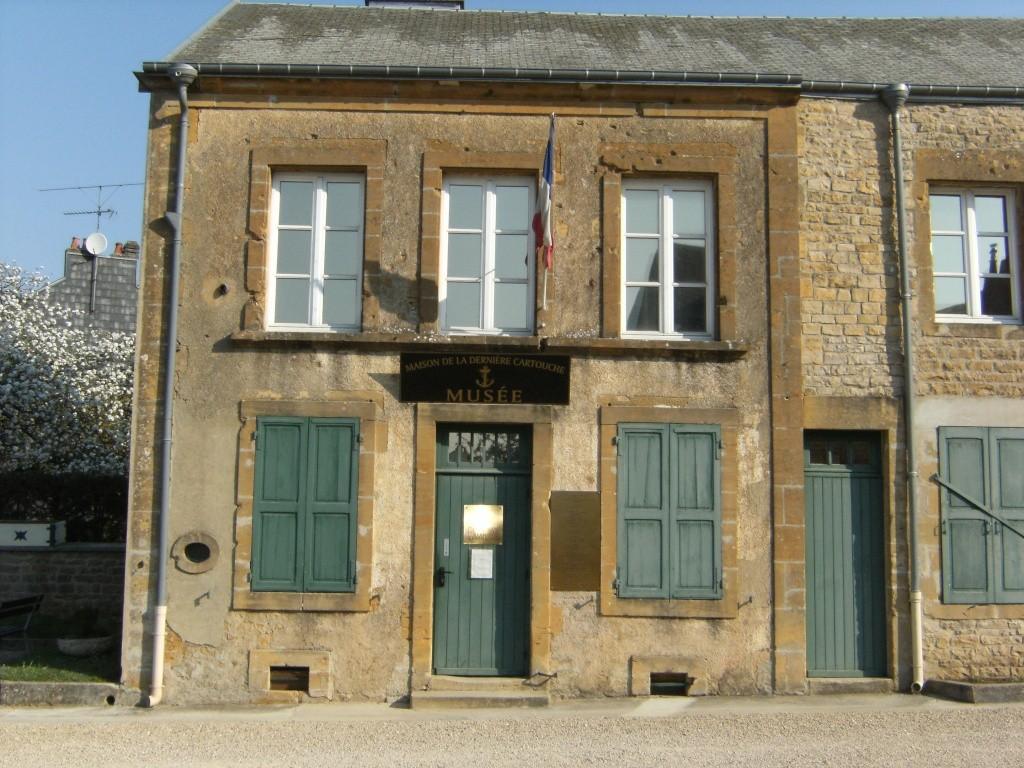 Ardennes: Maison de la Dernière Cartouche à Bazeilles Bazeil14