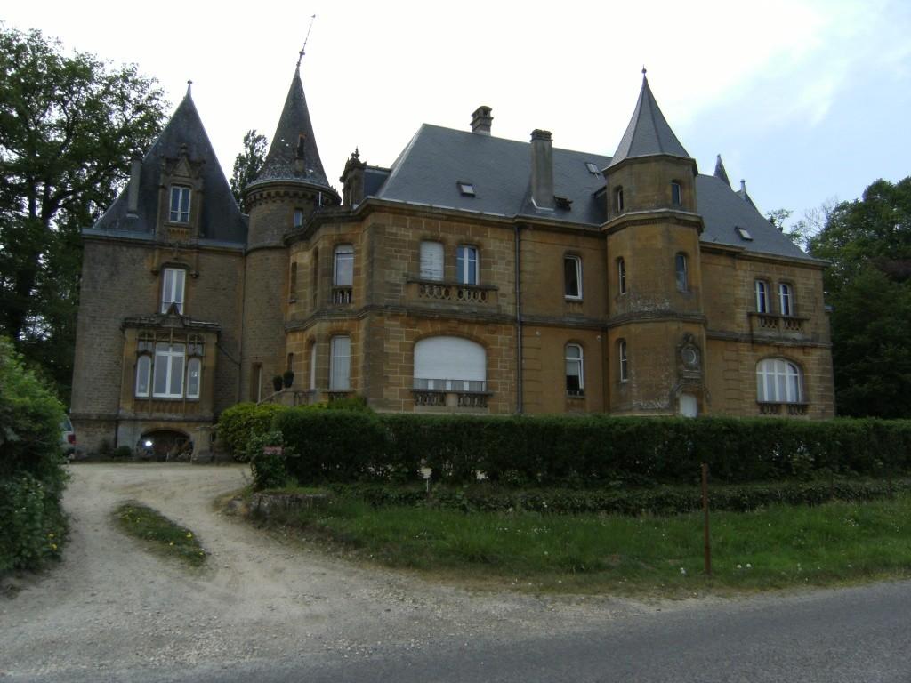 Ardennes: le Château de Bellevue Bellev10