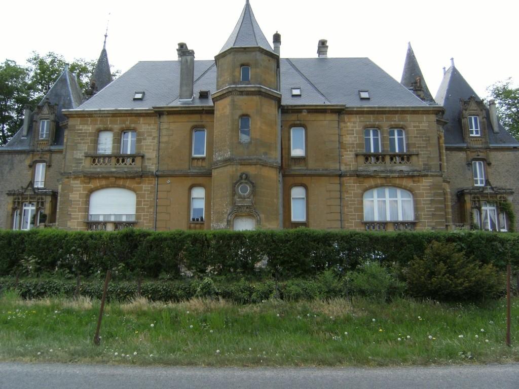 Ardennes: le Château de Bellevue Bellev11
