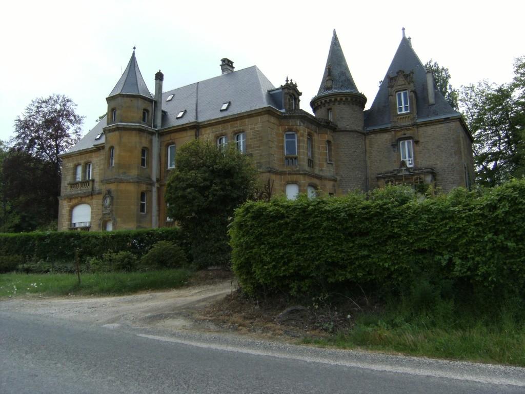 Ardennes: le Château de Bellevue Bellev12