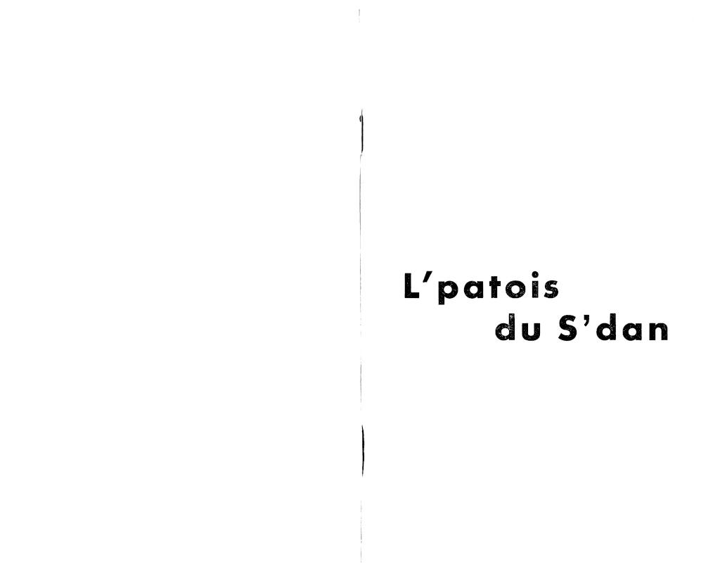 Le parler ardennais (le patois sedanais) S_dan_13