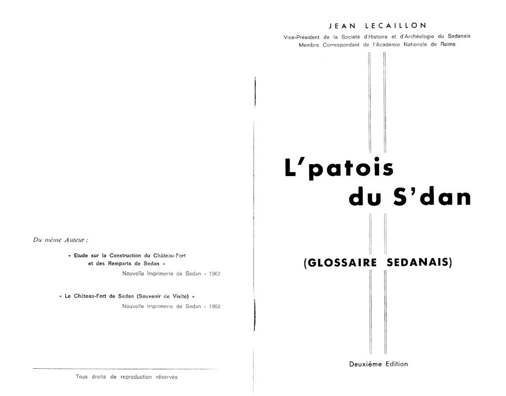 Le parler ardennais (le patois sedanais) S_dan_14
