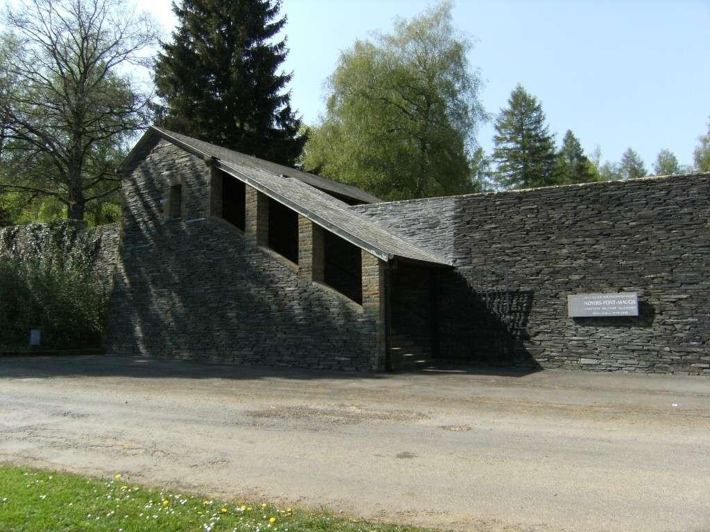 Le cimetière militaire allemand de Noyers-Pont-Maugis Sedan_13