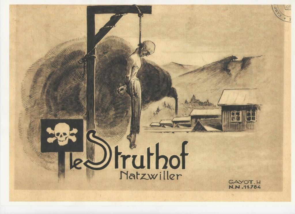 Le camp du Struthof (Elsa) Struth11
