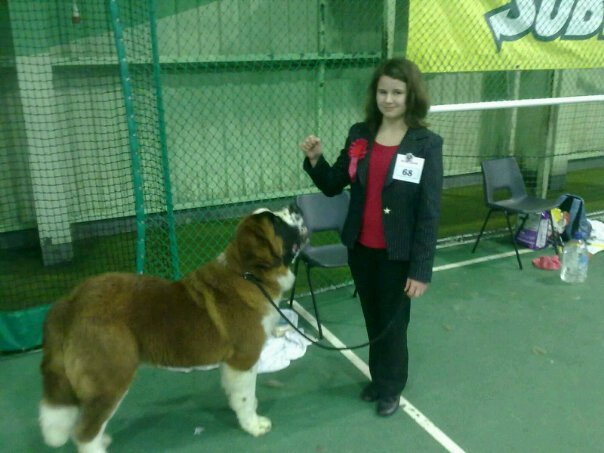 sophie and barneys first show together Barney10