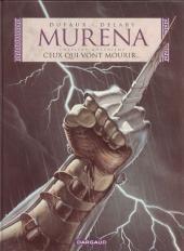 Les BD à posséder ou au moins à lire ... Murena10
