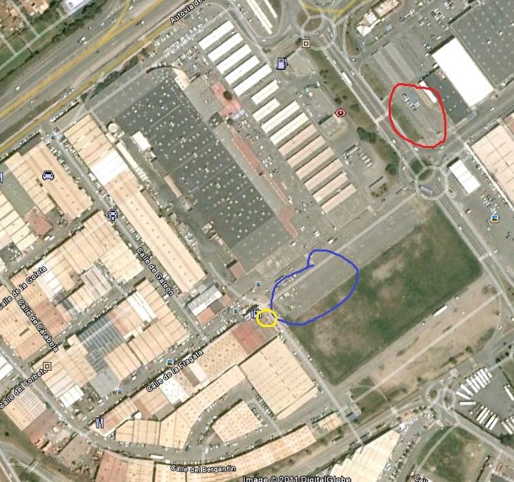ou garer le C/C pour une nuit à Algeciras Gut10