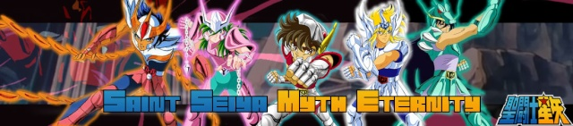 SAINT SEIYA MYTH ETERNITY Bannie10