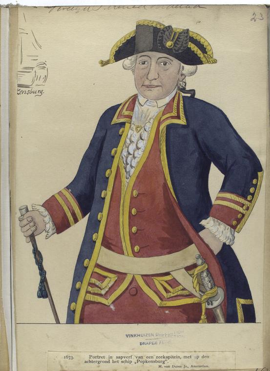 Yacht Brandeburghese XVII secolo - Pagina 2 2311