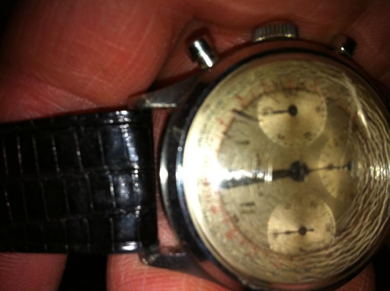 Enicar - Je recherche un horloger-réparateur ? [tome 1] Ft510