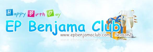 EP Benjama Club [Season²] | The EP Students Community