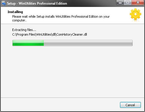 WinUtilities Pro 3.85 Eqweeq10