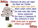 Quel concours organisé par le groupe francophone avez vous le plus apprécié? Sapin10