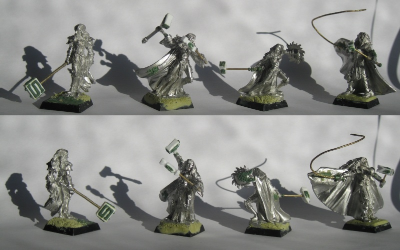 sisters - Start of a new Sisters of Sigmar warband? Sister11