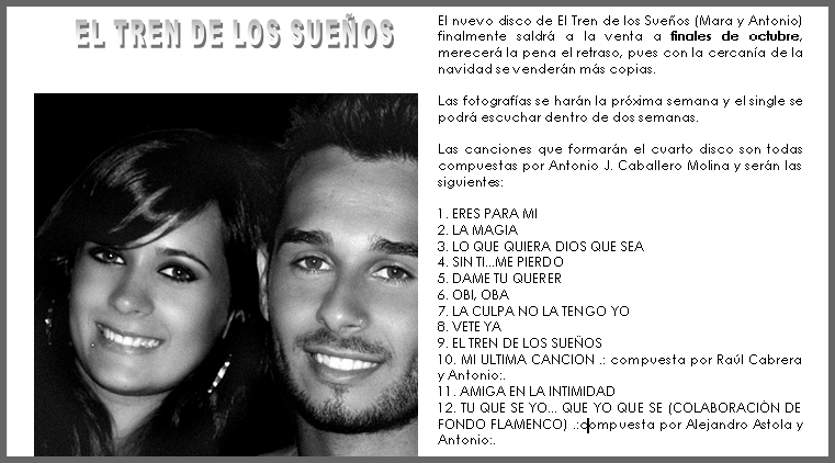 NOVEDADES DISCO->COLABORACIÓN DE FONDO FLAMENCO! Antoni15