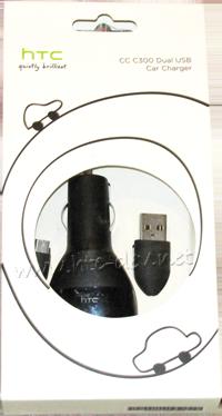 [MOBILEFUN.FR] Test d'un chargeur voiture double USB HTC Box_al10