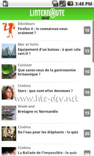 [SOFT] QUIZ : 2000 tests et quizz en Français [Gratuit] Q110