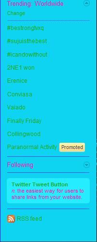 Twitter Trend10