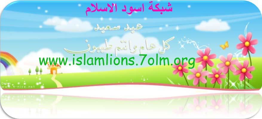 شبكة اسود الاسلام