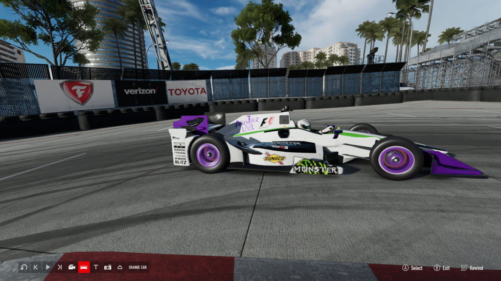 TORA IndyCar Series Season 5 Round 1 - Long Beach - August 18th 8-18-217
