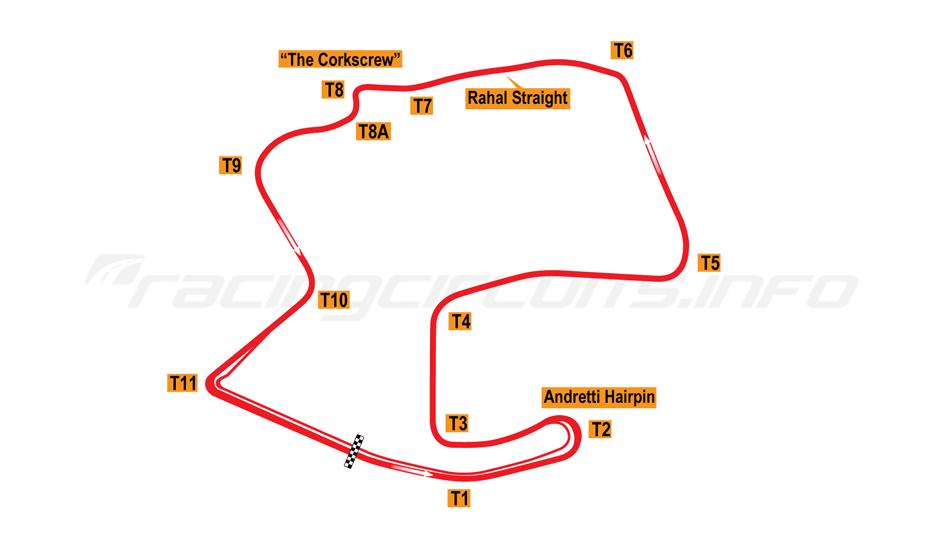 TORA IndyCar Series Season 5 Round 2 - Laguna Seca XPR Moontower Memorial 100 - September 1st Laguna10