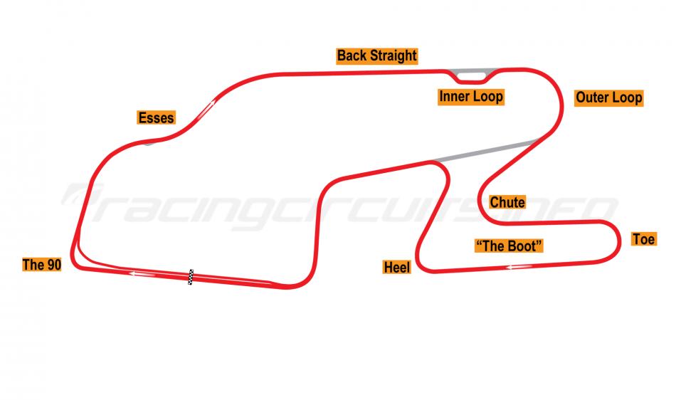 TORA IndyCar Series Season 5 Round 7 - Watkins Glen Full - November 3rd Watkin10