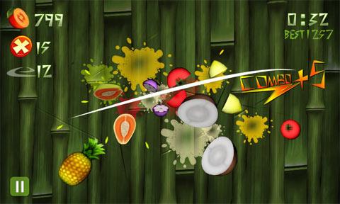 [JEU] NINJA KAKA PRO : Coupez des fruits avec votre sabre [Payant] Ninja-10