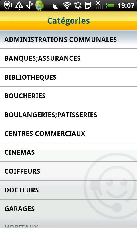 [SOFT] 1307 MOBILE : Annuaire Belge [Gratuit] Ss-0-315