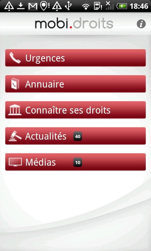 [SOFT] MOBIDROITS : Droit et Justice sur la téléphonie mobile [Gratuit] Ss-0-317