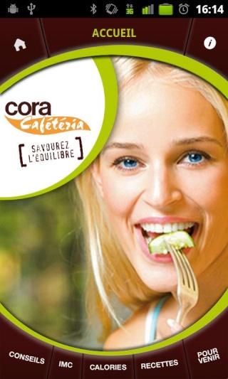 [SOFT] CORA CAFÉTÉRIA : Conseil en nutrition [Gratuit] Ss-0-322