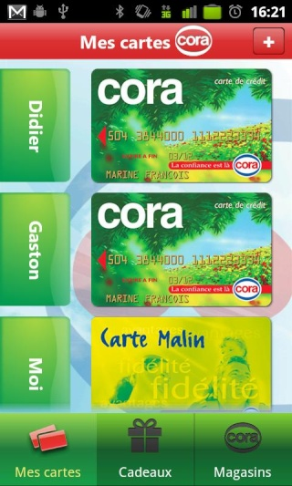 [SOFT] CARTE CORA : Enregistrer vos cartes Cora [Gratuit] Ss-1-322