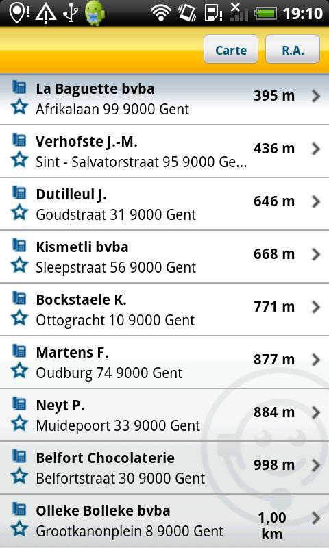 [SOFT] 1307 MOBILE : Annuaire Belge [Gratuit] Ss-2-312