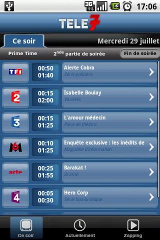 [SOFT] TELE7 : Programme Télévision [Gratuit] Untitl10
