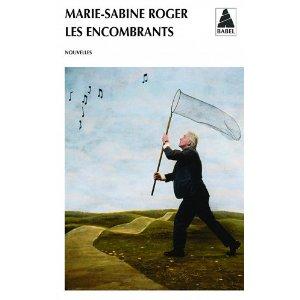 Marie Sabine ROGER (France) Roger110