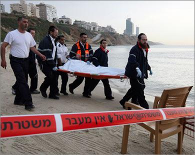 ثلاثة قتلى بانفجار في إسرائيل 1_954410