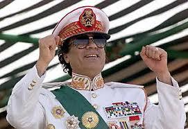 القذافي يقطع كل احتمالات الرحيل.. ويؤكد بقاءه في طرابلس حياً أو ميتاً Al7ory11
