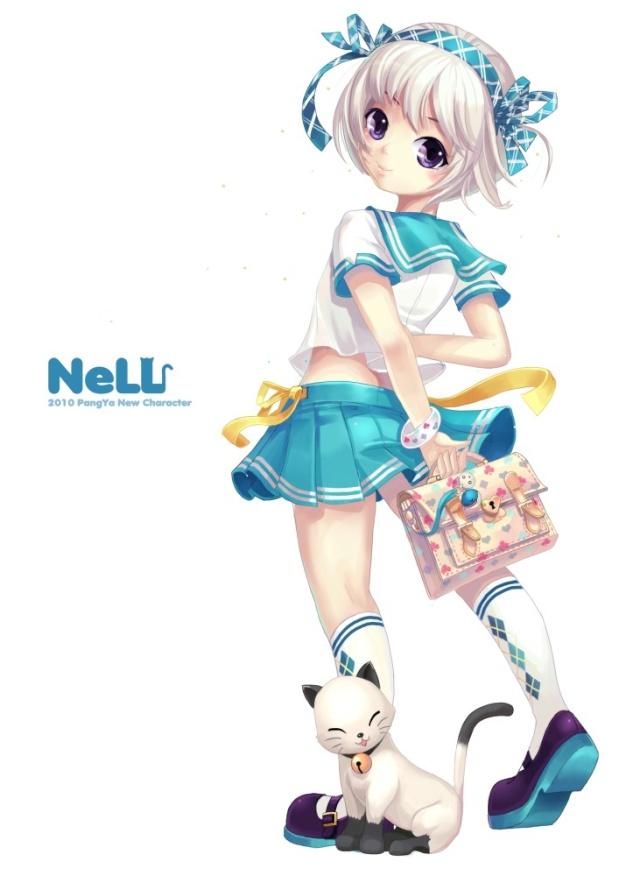 [ PANGYA ] Nell Sailor Default 00411