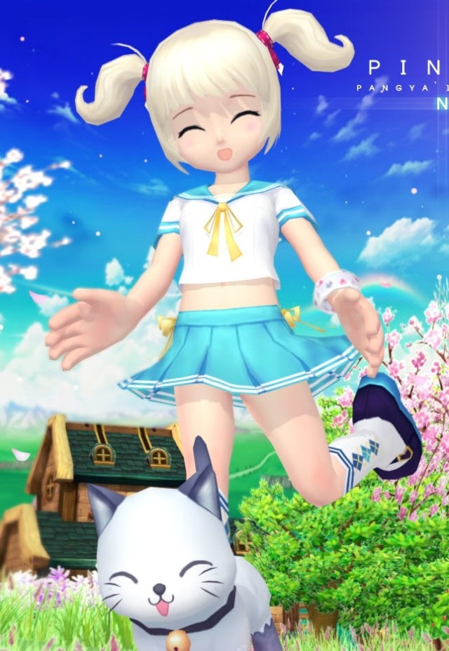 [ PANGYA ] Nell Sailor Default 12929611