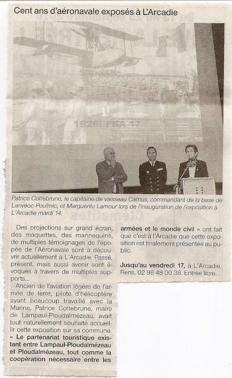 100 ème anniversaire de l'Aéronautique navale - Page 11 Numari10
