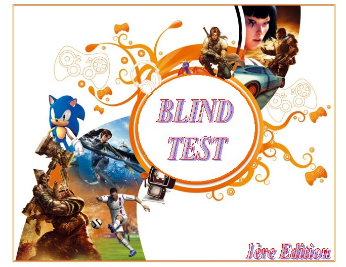 CONCOURS // BLIND TEST  1er EDITION //  1/4  FINALE Accuei12