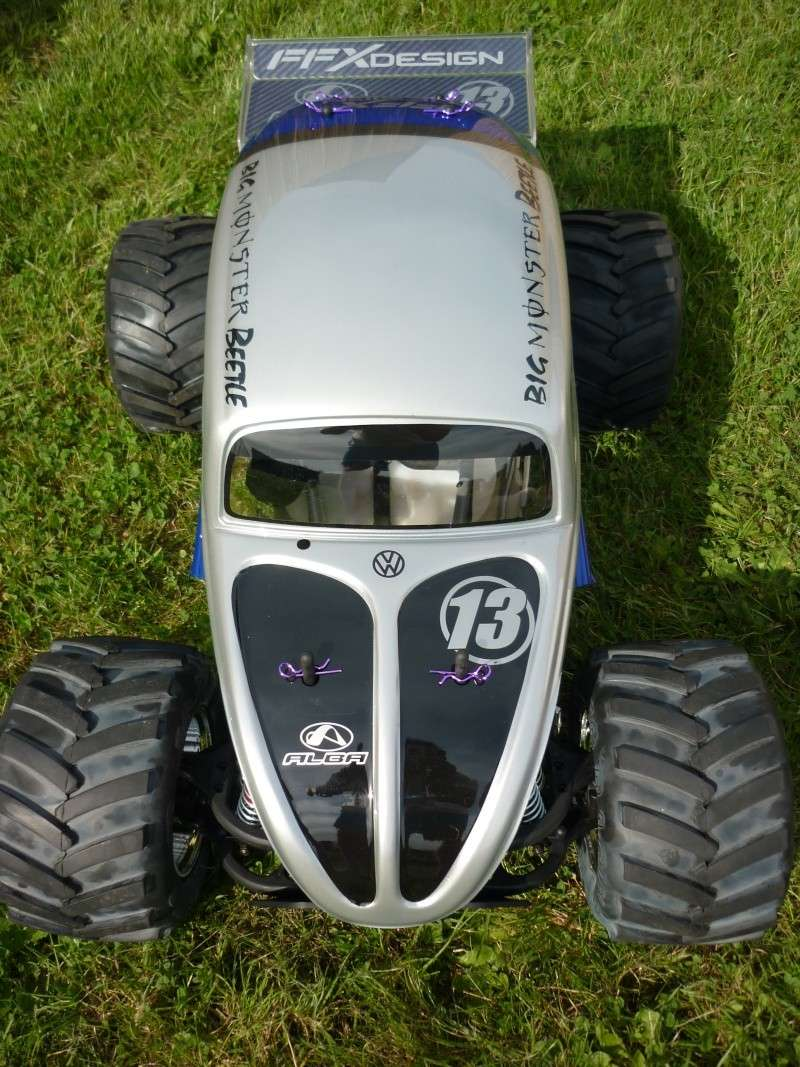 Mon new FG Monster Beetle Pro ... P1020914