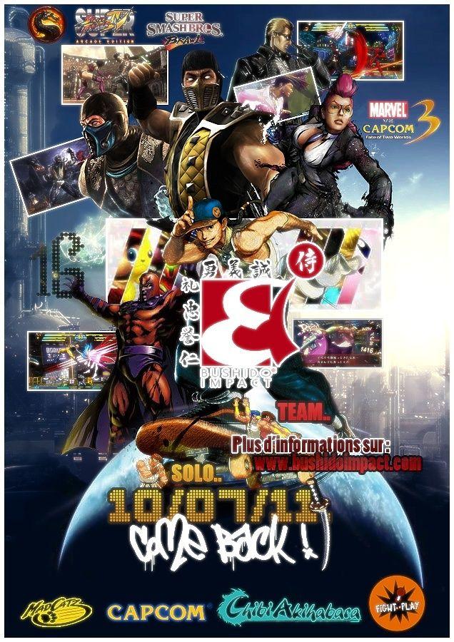 [10/07/11]Bushido impact is back, Paris 95914010