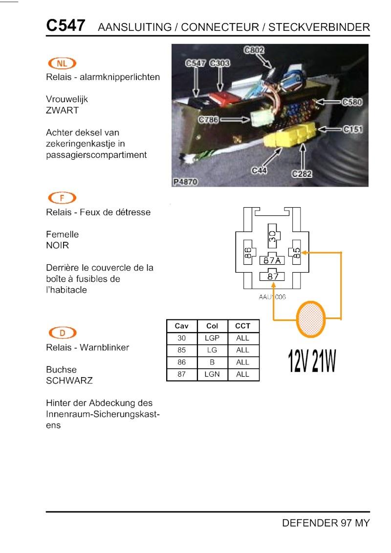Problème clignotants Def 300 Tdi Cligno13