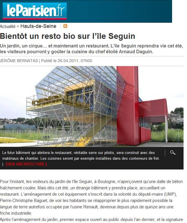 Programme éphémère sur l'île Seguin Resto_10