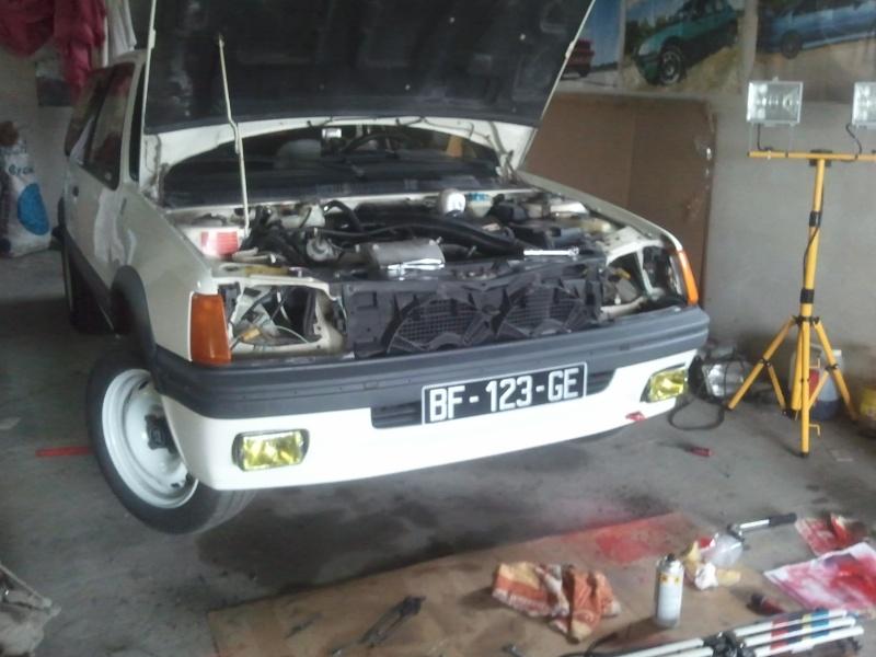 [manu47] 205 GTI 1.6L blanc meige 1987 Photo142
