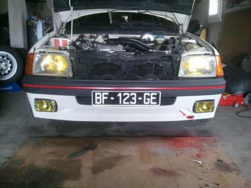 [manu47] 205 GTI 1.6L blanc meige 1987 Photo144