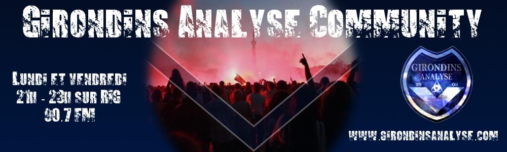 Forum Girondins Analyse