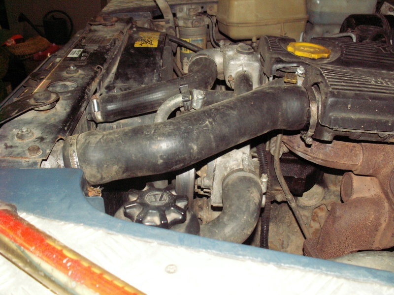 Remise en état alternateur sur moteur 300Tdi ... Pict0711