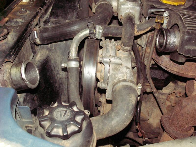 Remise en état alternateur sur moteur 300Tdi ... Pict0712