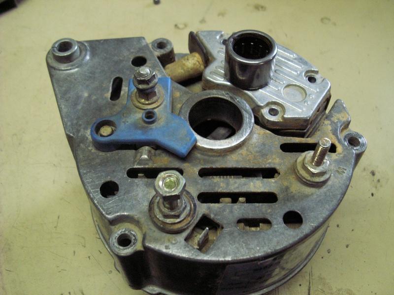 Remise en état alternateur sur moteur 300Tdi ... Pict0717